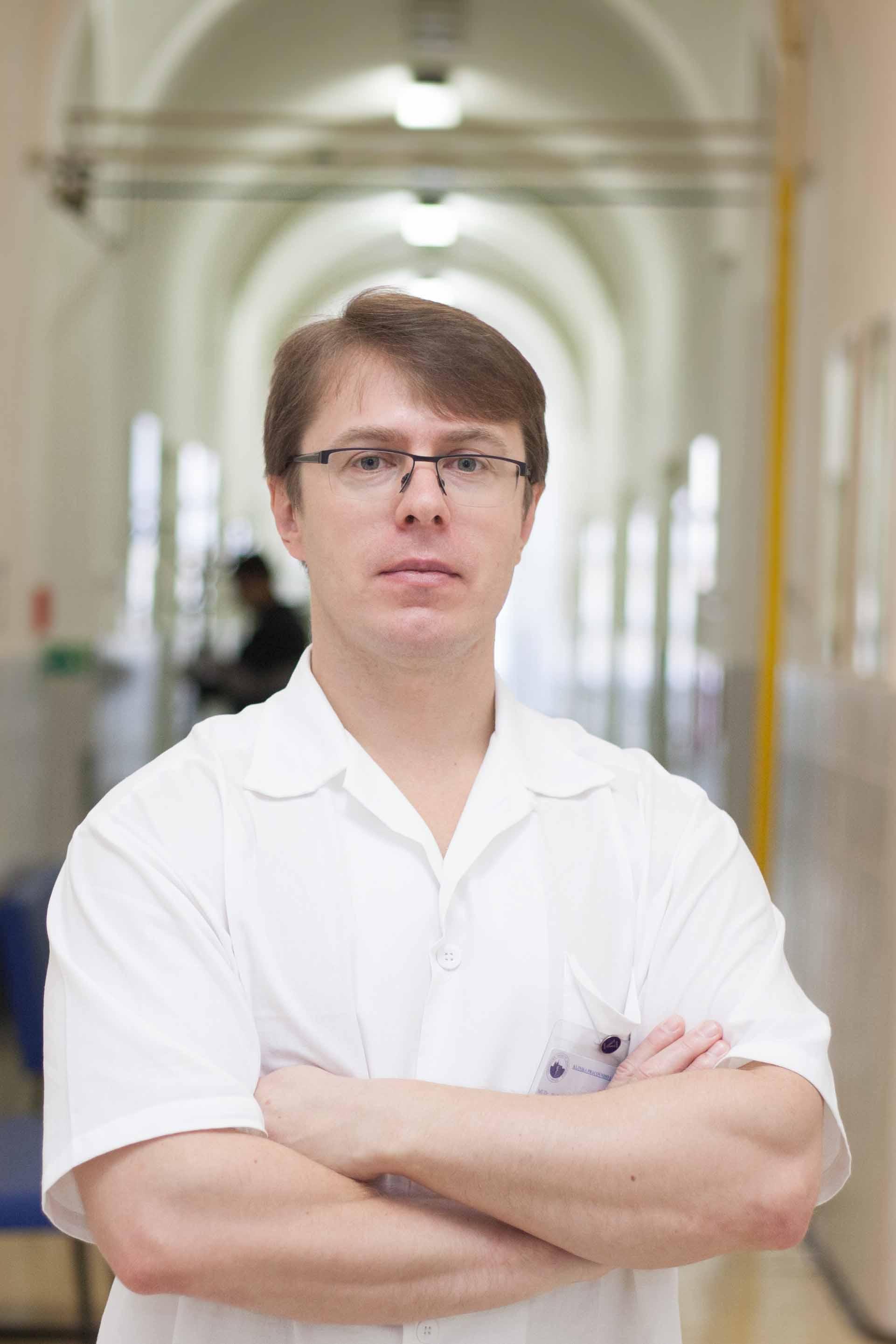 MUDr. Sergej Zacharov