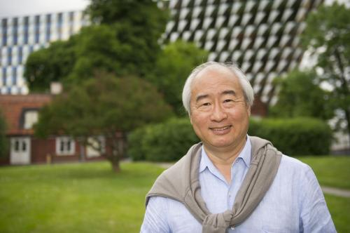 Kenneth Chien. Kredit: Ulf Sirborn, Karolinska Institutet.