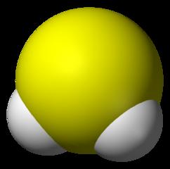 Sulfan. Kredit: Ben Mills, Wikimedia Commons.