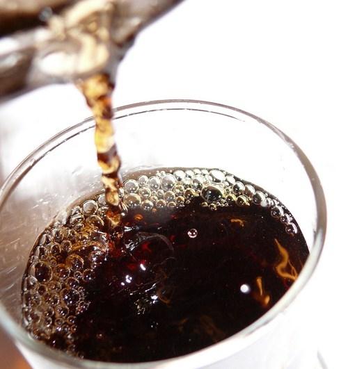 fruktóza do kávy